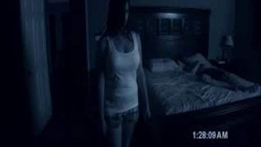 found footage films Paranormal Activity