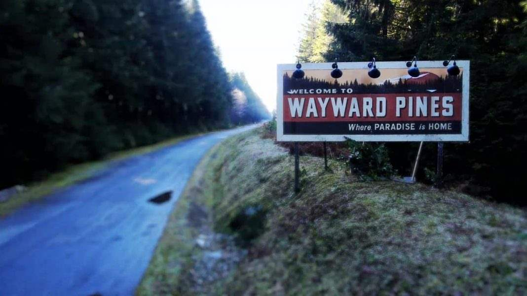 Wayward Pines - Lost Boy - Jason Patric
