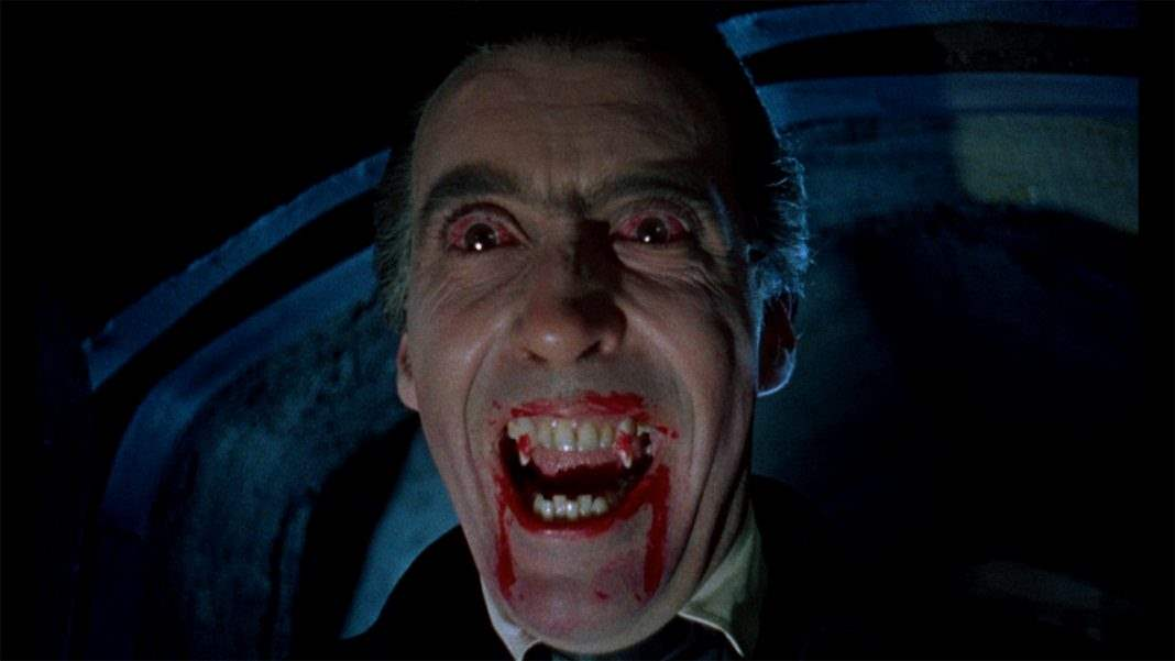 Christopher Lee Dracula Adaptation