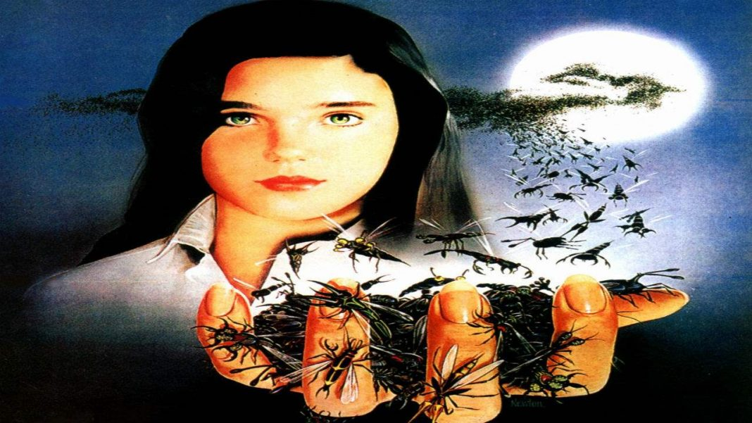 A-List actors who should have done more horror - Jennifer Connelly in Phenomena