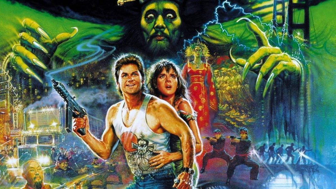 Eight Times the masters of horror mastered other genres - Big Trouble in Little China Banner