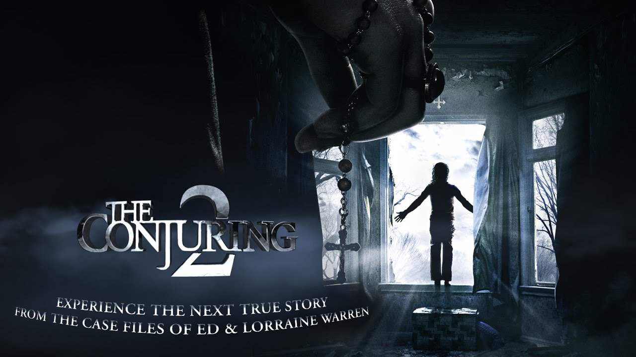 The Conjuring 2 - State of Fear - Conjuring 2 Banner Poster