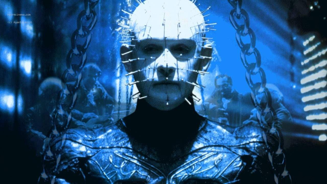 Hellraiser: Judgment - Michael Myers vs Pinhead - Hellraiser - Clive Barker Adaptations