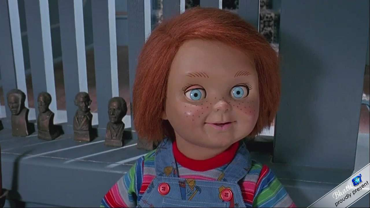 CHUCKY DOLLS - Is Child's Play the most competent horror franchise? - Child's Play 2.
