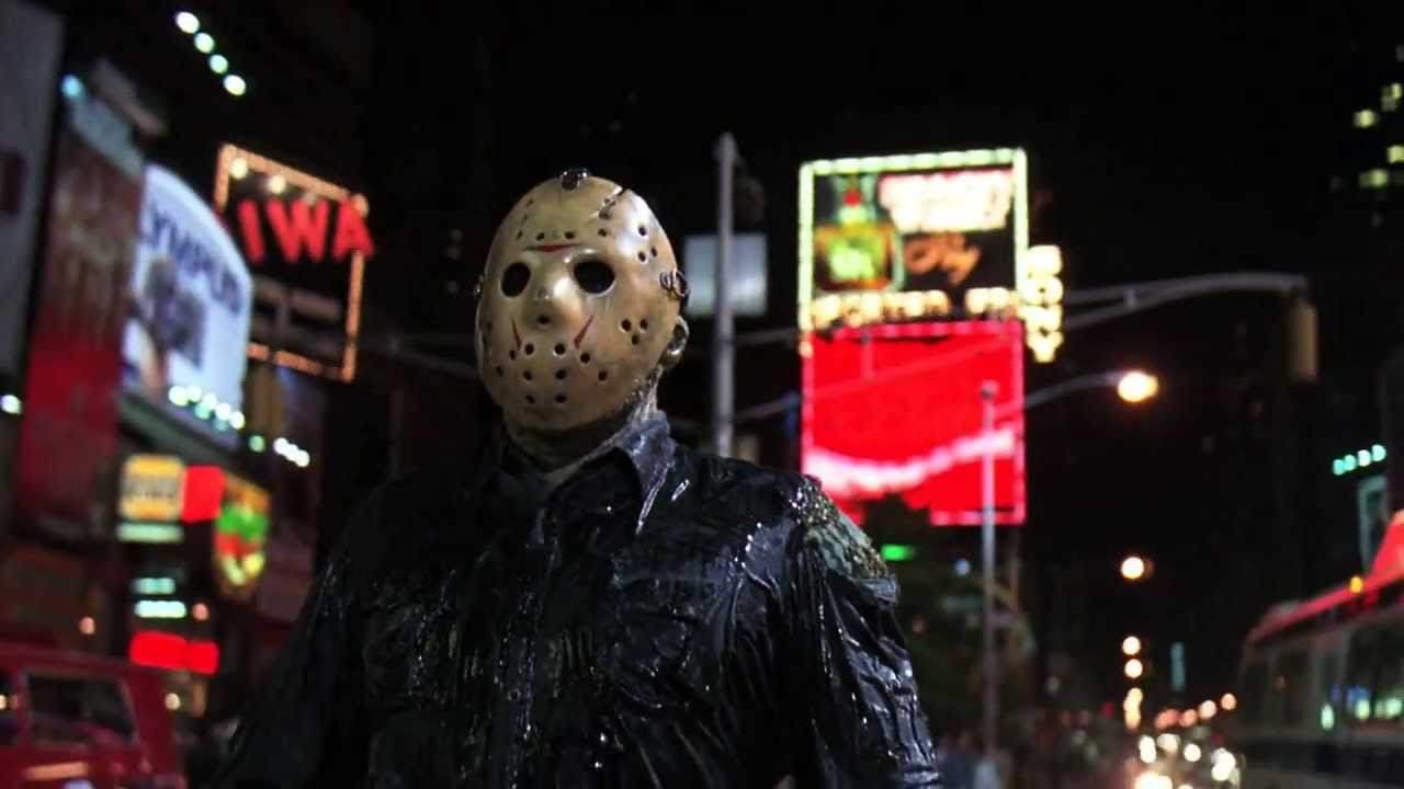 Great scenes from bad movies - Jason Takes Manhattan