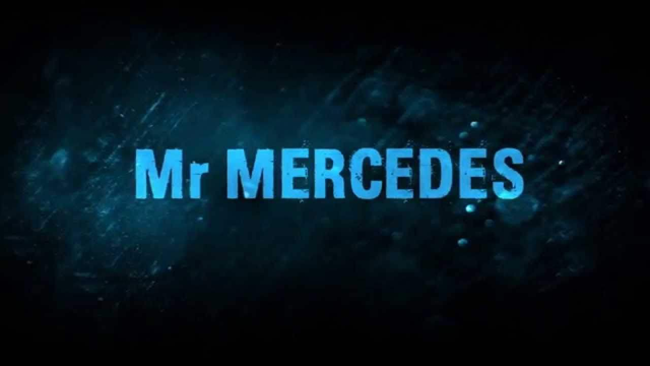 Title card for Stephen King's Mr. Mercedes