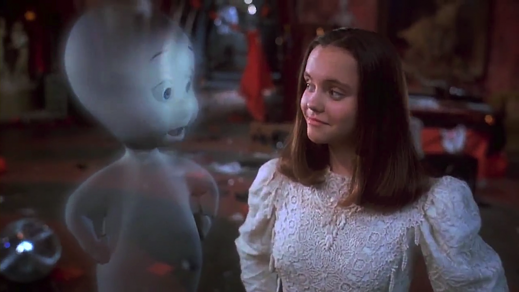 Casper - All But Forgotten Kids' Horror Movies Worth Another Look