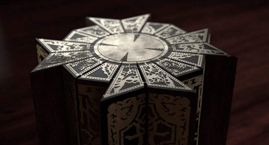 Hellraiser pop gift idea for christmas