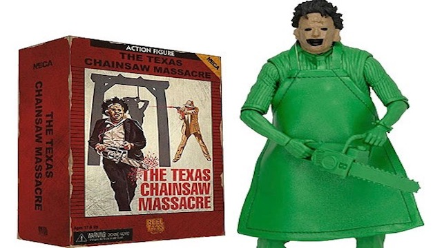 TCM NECA NES LEATHERFACE