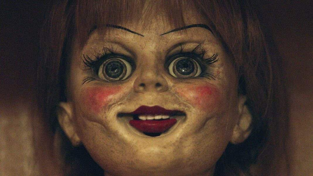 Annabelle 2 2017 directed by David Sandberg.