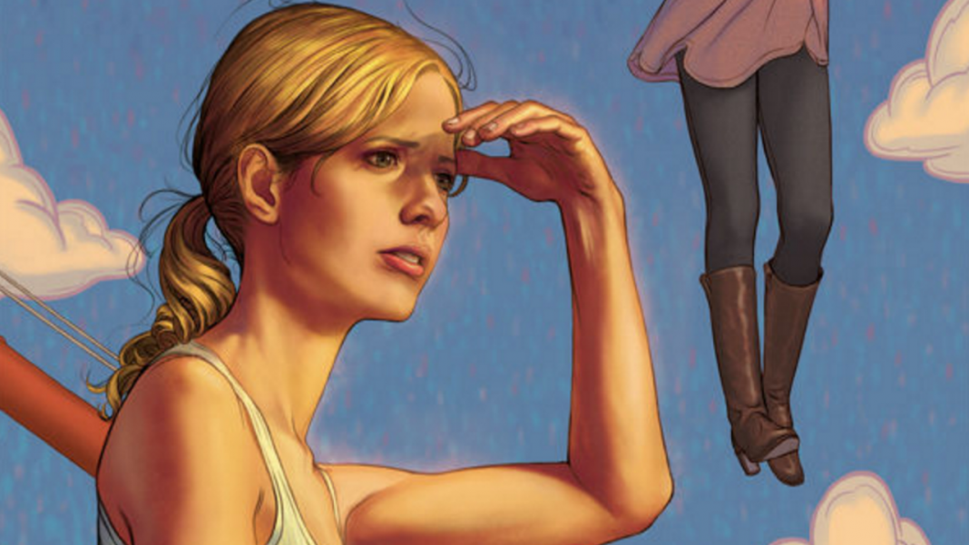 Buffy season 11 #2