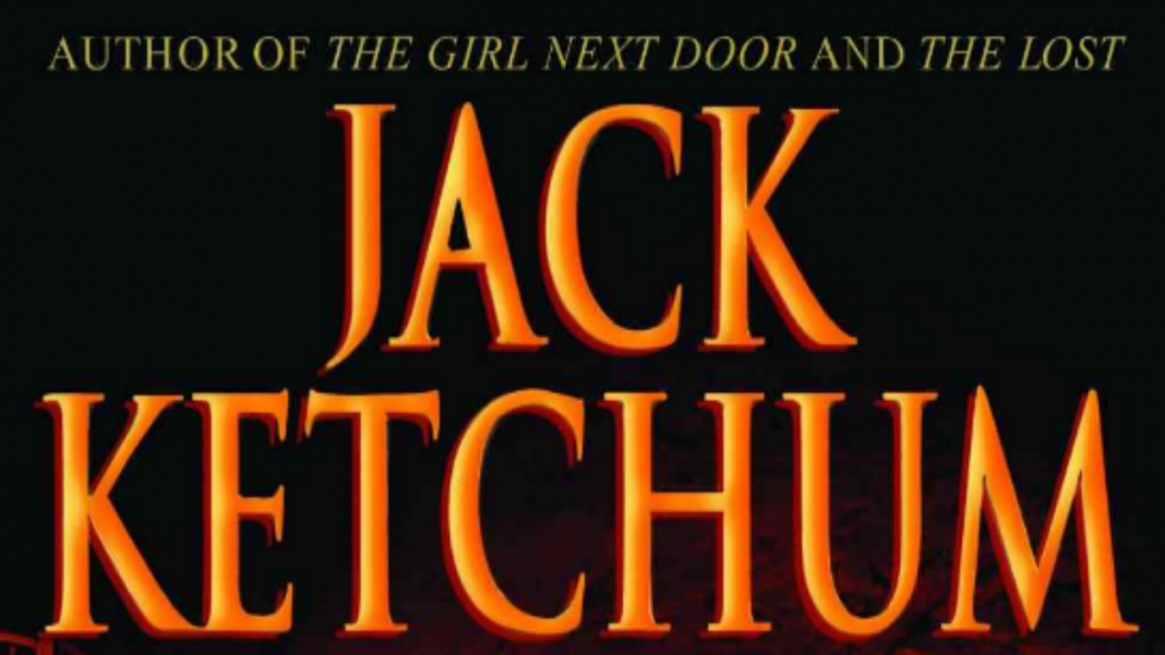 extreme horror author Jack Ketchum