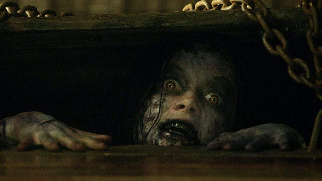 Great scenes left out of horror movies Evil Dead 2013 - Six modern remakes that actually had something to say