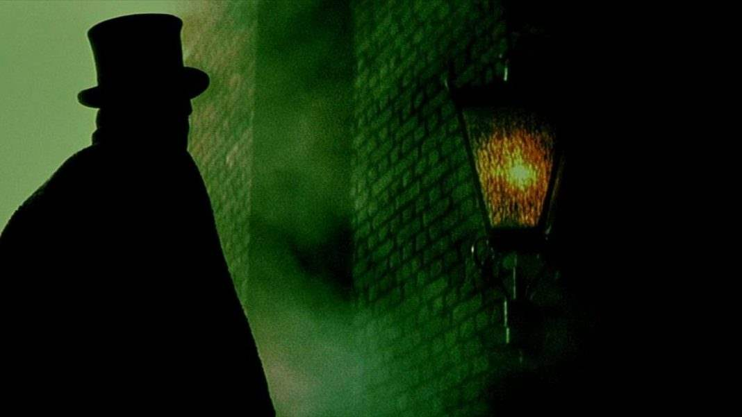 From Hell Jack the Ripper