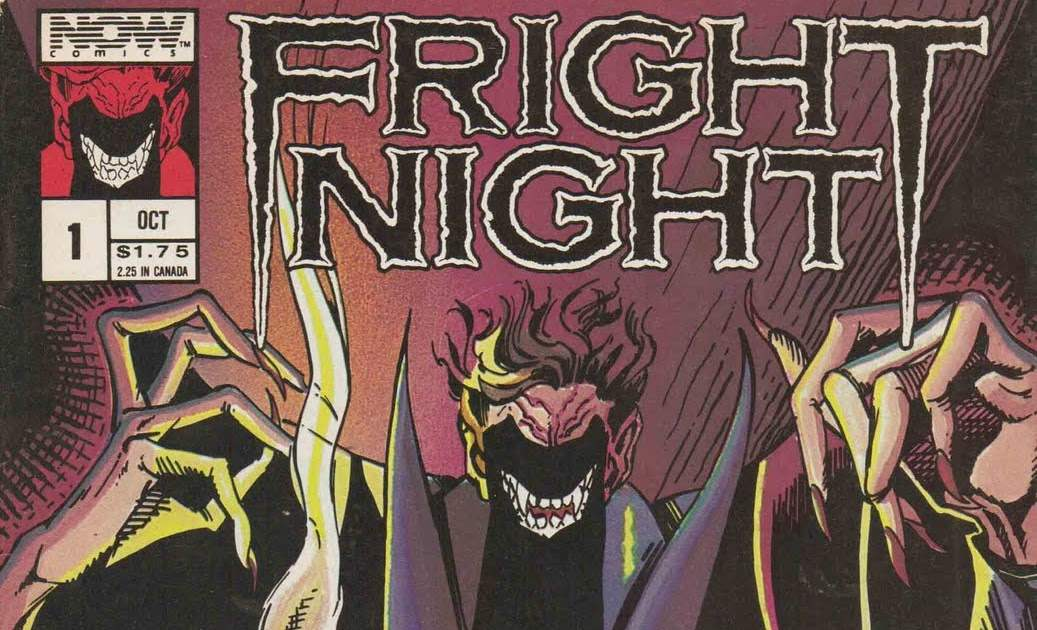 Fright Night comics