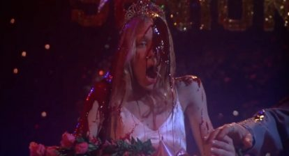 Dating Anxiety Condemned By The Catholic Church - 'Carrie' (1976) Michele Eggen's Top 5 Films to Watch on Halloween - Carrie