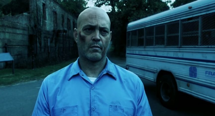 Vince Vaughn stars in 'Brawl in Cell Block 99.;