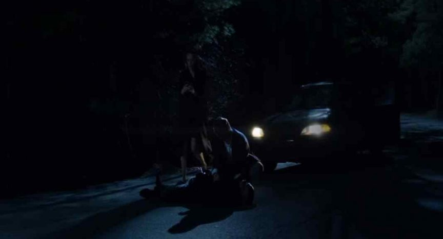 A scene from the 2018 film Midnighters.