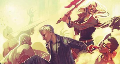 Buffy Season 12 #3