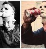 Nick Castle in Halloween