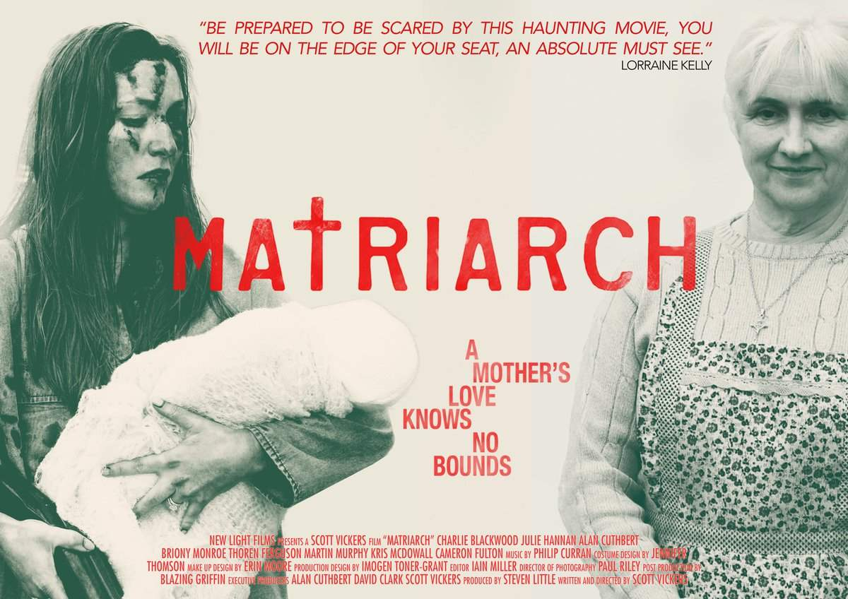 Must See This Film Could Help You >> Matriarch Is A Must See Review Wicked Horror