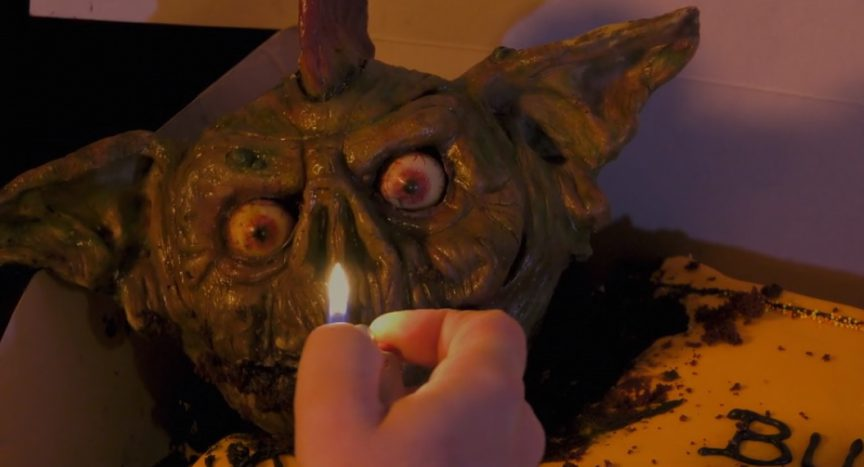 A scene from the 2019 Oscar frontrunner Weedjies! Halloweed Night