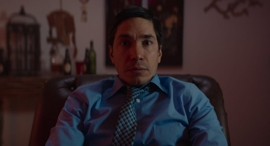 Justin Long in The Wave