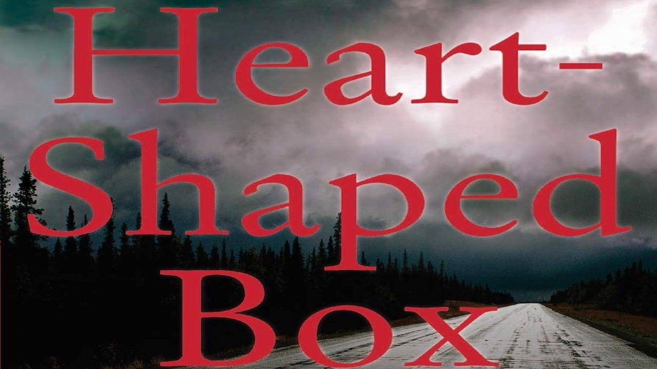 horror novels - heart shaped box