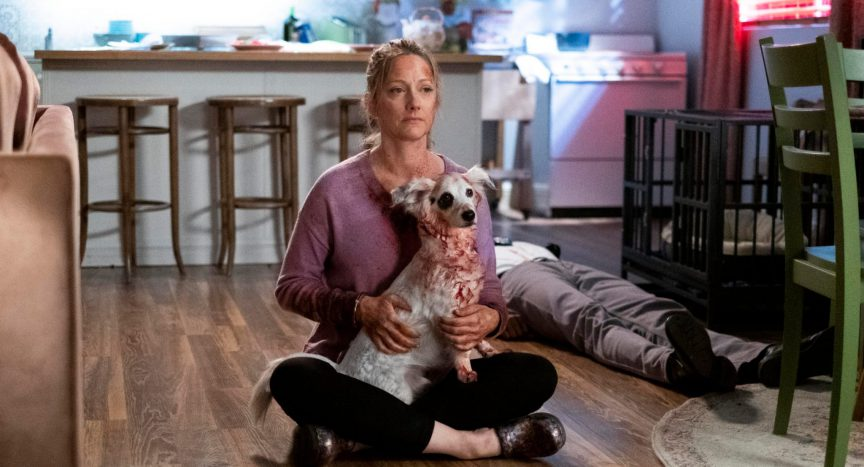 Judy Greer Into the Dark: Good Boy