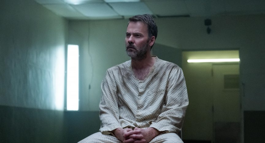 Barry Watson in Mental Institution